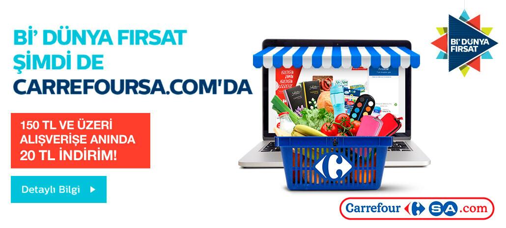 CarrefourSA Ürün Kataloğu