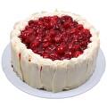 Frambuazlı Pasta 4-6 Kişilik