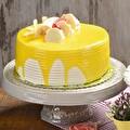 Özel Muzlu Pasta 4-6 Kişilik