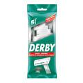 Derby Tek Bıçaklı Kullan At Tıraş Bıçağı 5'li Poşet