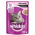 Whiskas Somonlu Kedi Maması 100 g