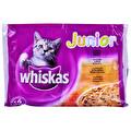 Whiskas Ördek 4x100 g Yavru Kedi Maması