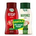 Pınar İkili Set Ketcap 600 g Mayonez 500 g
