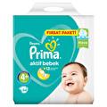 Prima AB Fırsat Paketi 4+ Beden 50'li