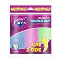 Parex 3'lü %30 Mikrofiber Temizlik Bezi