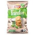 Lay's Fırından Yoğurt ve Mevsim Yeşillikleri Çeşnili Patates Cipsi Süper Boy 107 gr