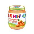 Hipp Organik Elma Havuç Püresi 125 g