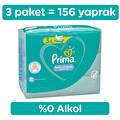 Prima Islak Havlu Fresh 3x52 Adet