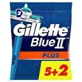 Gillette Blue2 Plus Kullan At Tıraş Bıçağı 7'li