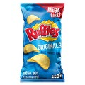Ruffles Originals Sade Patates Cipsi Mega Boy Ekonomik Paket 193 g