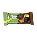 Eti Form Çikolata Kaplı Lifli Bisküvi 56 g