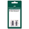 Faber Castell 2 Metal Kalemtıraş