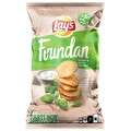 Lay's Fırından Yoğurt ve Mevsim Yeşillikleri Çeşnili Patates Cipsi Parti Boy 134 gr