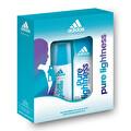 Adidas Pure Lightnes EDT+Deodorant