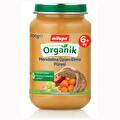 Milupa Organik Mandalina Üzüm Elma Püresi 200 g
