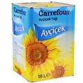 Carrefour Discount Ayçiçek Yağı 18 lt