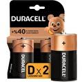 Duracell Alkalin D Piller 2'li Paket
