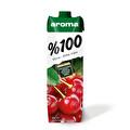 Aroma %100 Vişne Elma Suyu 1 lt