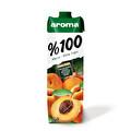 Aroma %100 Kayısı Elma Suyu 1 lt
