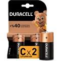 Duracell Alkalin C Piller 2'li Paket