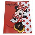 Minnie Mouse A4 60 Yaprak Kareli Defter