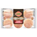 Uno Premium Susamlı Büyük Hamburger 6'lı 510 g