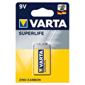 Varta Superlife 9 V 1 Adet