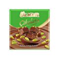 Ülker Çikolata Antep Fıstıklı Kare 70 g