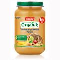 Milupa Organik Tahıllı Karışık Meyve Püresi 200Gr