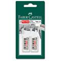 2'li Faber Castell 7086/30 Silgi