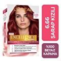 Excellence Creme 6.66 Saç Boyası