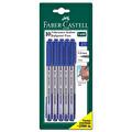 Faber Castell Mavi Tükenmez Kalem
