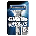 Gillette Mach3 Turbo Tıraş Makinesi Yedekli
