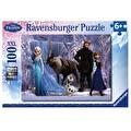 Frozen Puzzle 100 Parça