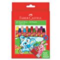 Faber Castell Pastel Boya 12'li ve Pastel Tutucu