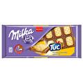 Milka Tuc Krakerli Çikolata 87 g
