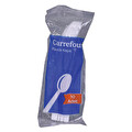 Carrefour 10'lu Plastik Kaşık