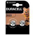 Duracell Özel 2025 Lityum Düğme Pil 2'li Paket