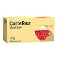 Carrefour Siyah Çay 25 li Fincan Poşet