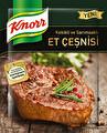 Knorr Kekikli Sarımsaklı Et Çeşnisi 40 g