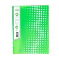 Noki A4 Neon Yeşil Sunum Dosyası 30 Yaprak