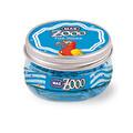 Zoo Yuvarlak Kutu Ataş Mavi