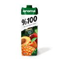 Aroma %100 Karışık Meyve Suyu 1 lt
