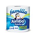 Familia Jumbo Havlu 1 Rulo=6 Rulo