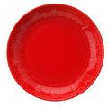 Kütahya Porselen NC Sunflower Çukur Kırmızı Tabak 22 cm