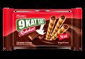 Ülker 9 Kat Tat Rulokat Çikolata Krema Gofret 42 g