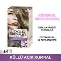 Colour Specialıst Küllü Açık Kumral 8-1