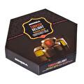 Koska Gül-Limon Aromalı Çikolata Kap Lokum 140 gr