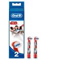 Oral-B Stages Çocuklar İçin Diş Fırçası Yedek Başlığı Star Wars 2 adet