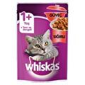 Whiskas 85 g Sığır Etli Güveç Kedi